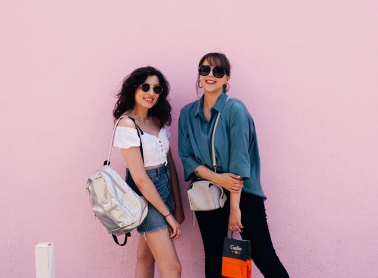 Pink Wall Koreatown