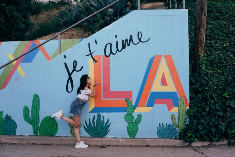Je t'aime LA